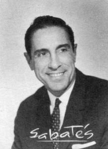 Ramón Sabatés (1915-2003)