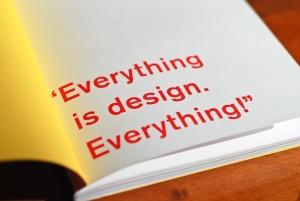 """""""Conversando con estudiantes de diseño"""", Paul Rand"""