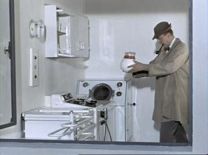 """Fragmento de la película """"Mon Oncle"""" de Jaques Tati (1958)."""